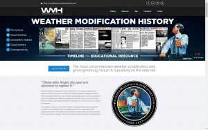 Image result for weather modification history.com